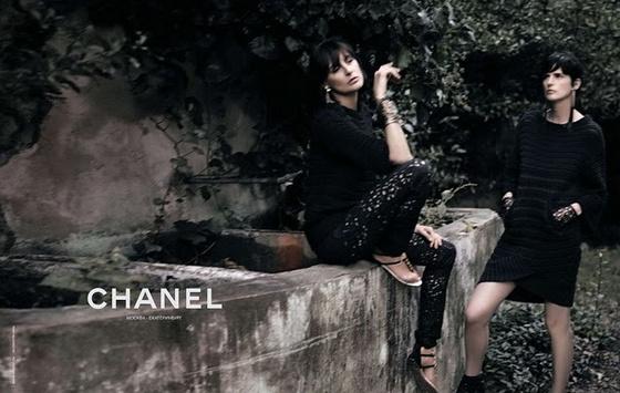 The Strange: chanel11