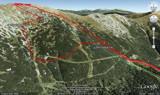 foka: descent