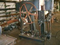 TIT HMHE: 03. A Lajta Monitor Múzeumhajó gőzgépe és tűzhelye