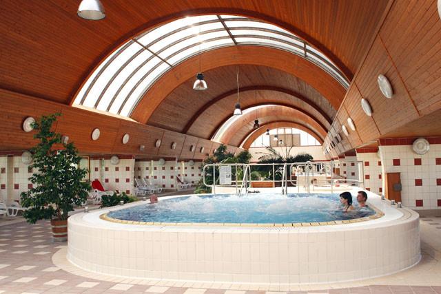 ametiszthotel: Harkányi Gyógyfürdő wellness részleg