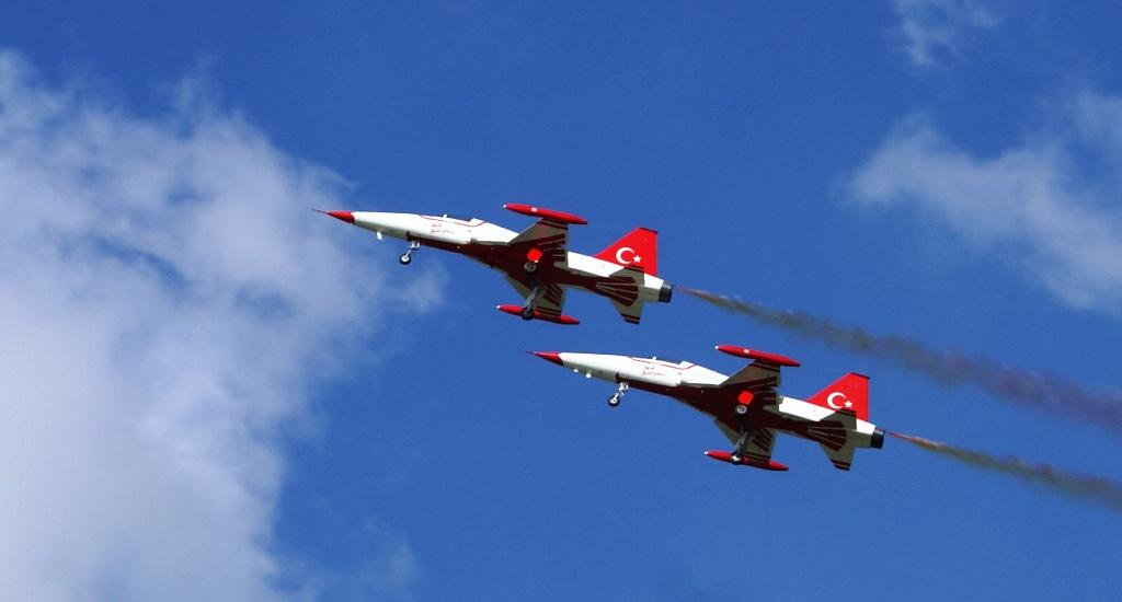 tourista: Repülőnap 2010 A Török Légierő gépei