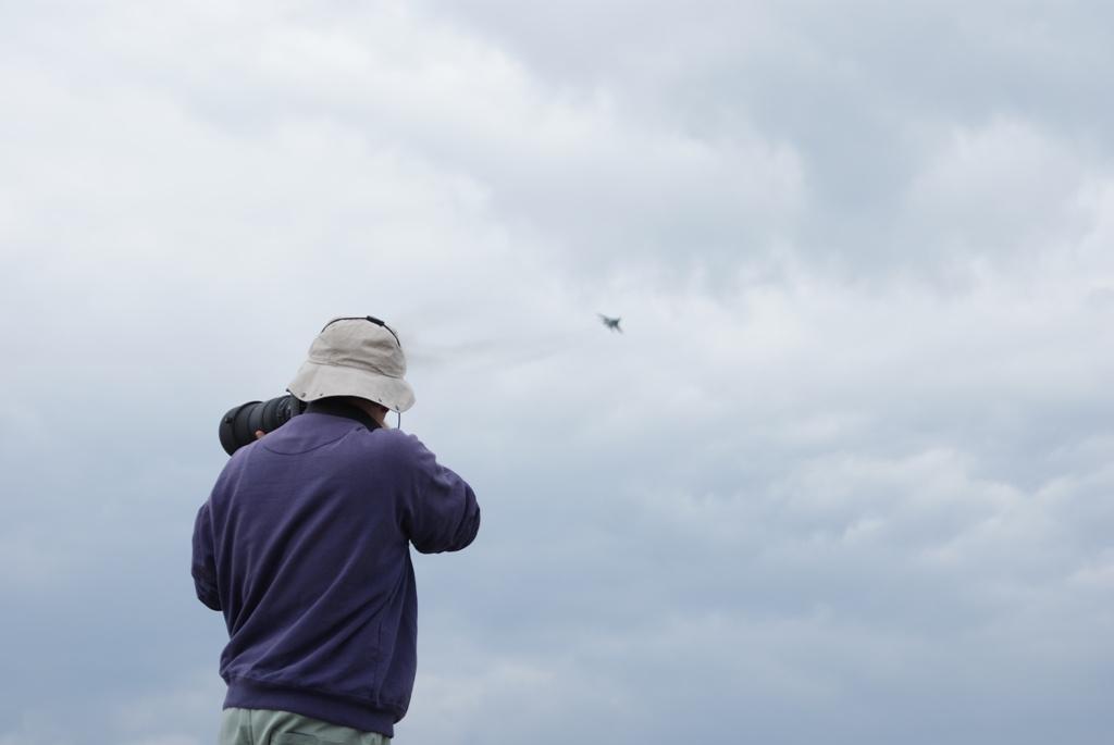 tourista: Repülőnap 2010 - távolban egy MIG-29
