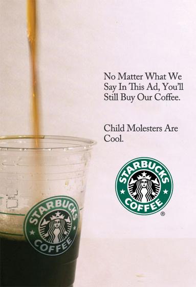 Valentino: Starbucks