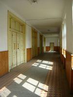 Piedone: Gyimesi vasútállomás belső