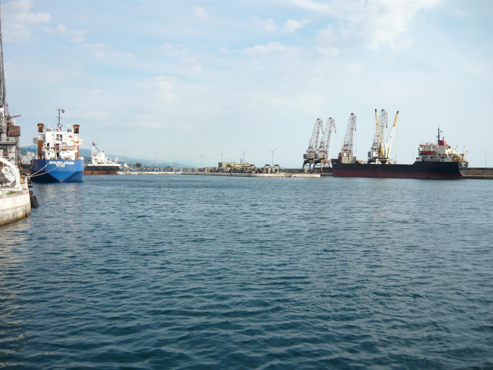 03. Fiumei kikötő