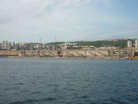 Piedone: 09. Fiumei kikötő