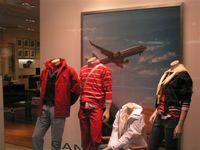 d0dfc0a857 Gant üzlet nyílik az Arenában is