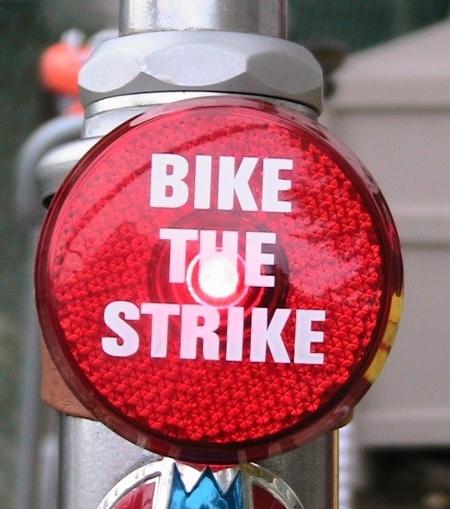 Örökítsd meg a BKV- sztrájkot!