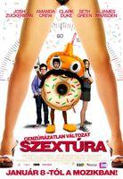 Szextúra magyar plakát