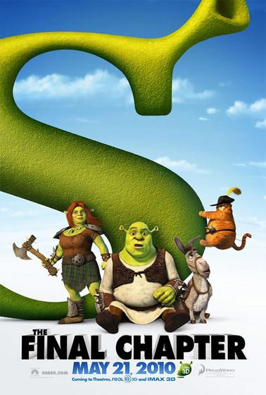 03: Shrek a vége fuss el véle (2010)