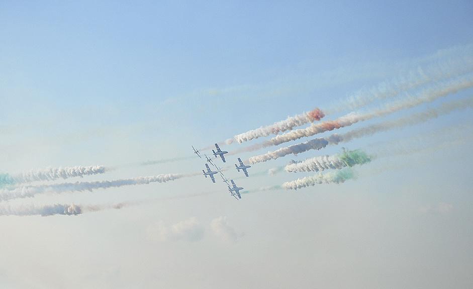 ronin1980: Frecce Tricolori