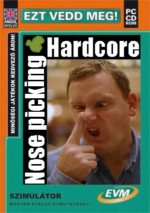 freddyD: Hardcore Nose picking / Scooter Pro