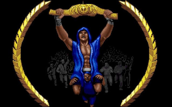 freddyD: 3D World Boxing Vic2 Daermon
