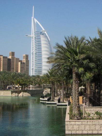 Eperke: Dubai, Burj al Arab