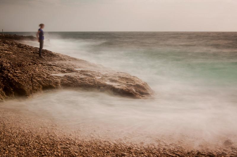 búcsú a tengertől