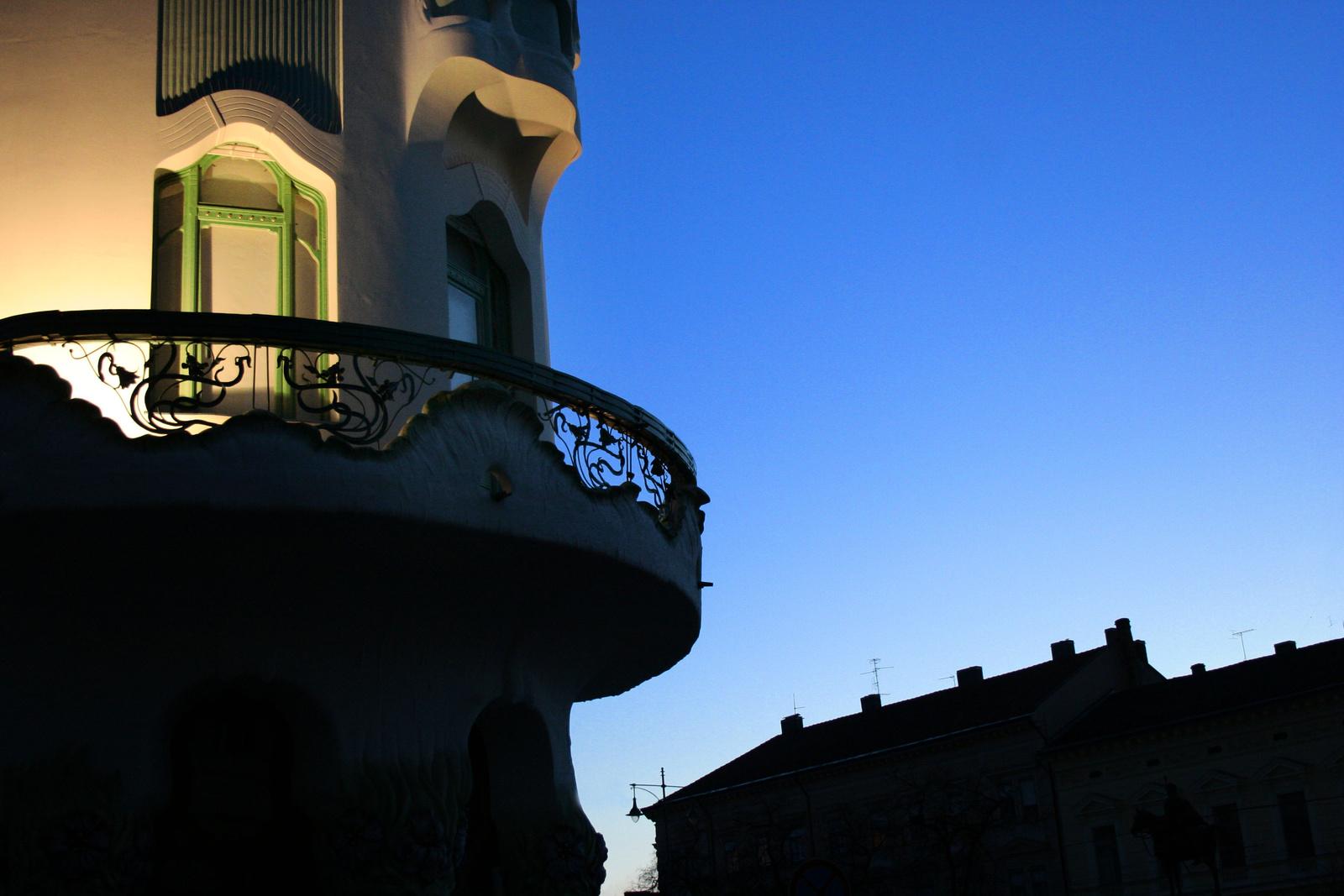 Szeged - by night