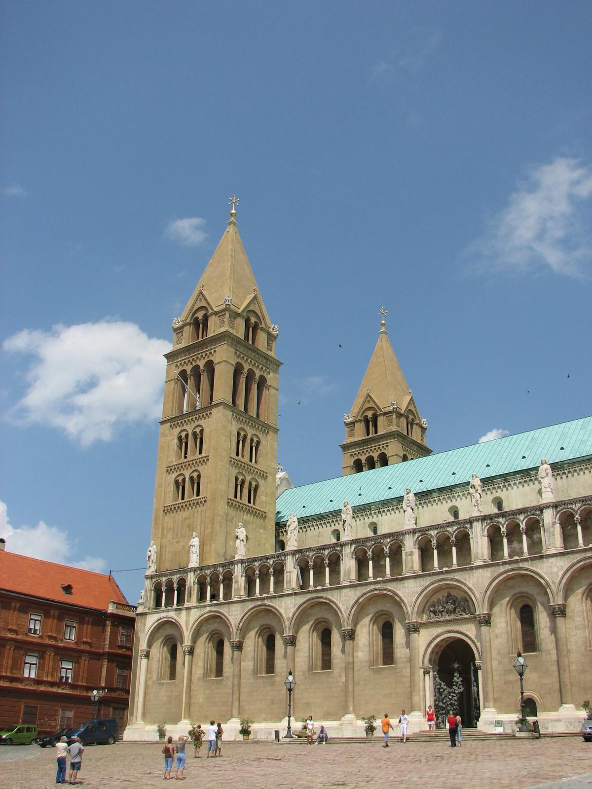 Pécsi székesegyház