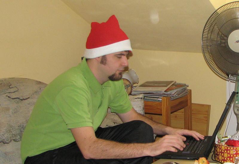 karácsonyi outfit