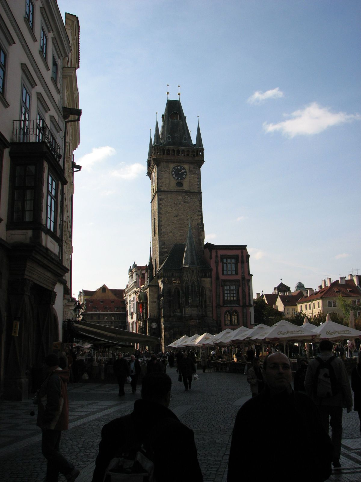Peti az Óváros téren