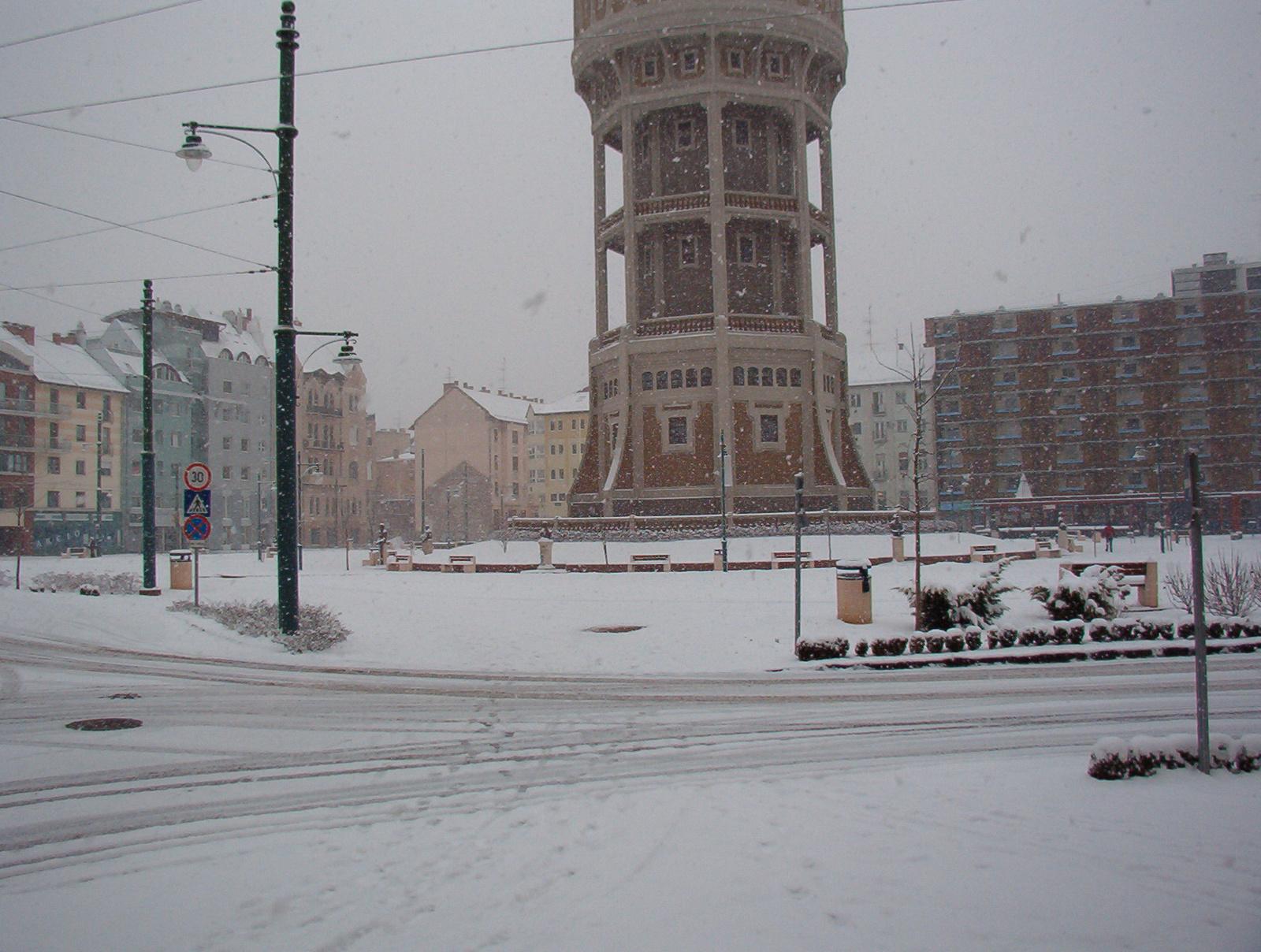 Hull a hó