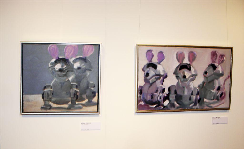 Károlyi Zsigmond-egerek