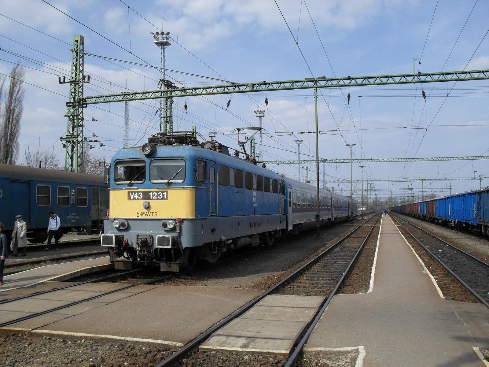 Vonatom, az Ivo Andric.