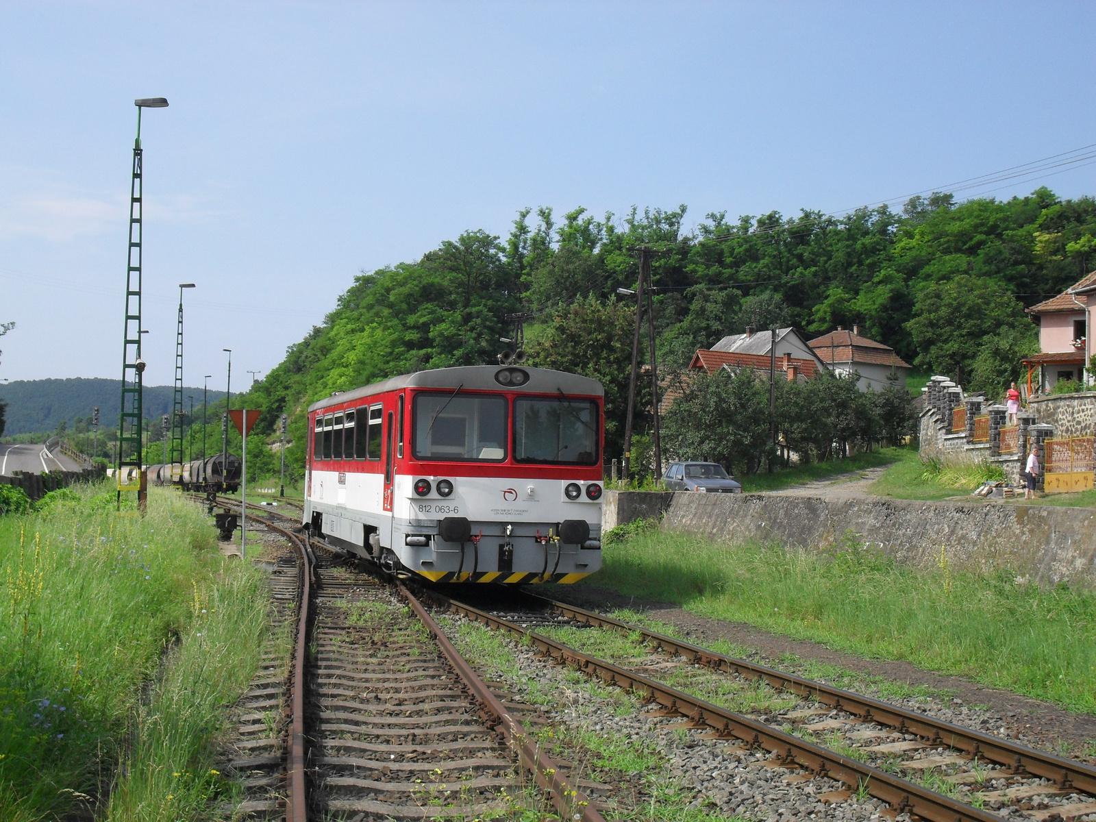 Első szlovákiai utam