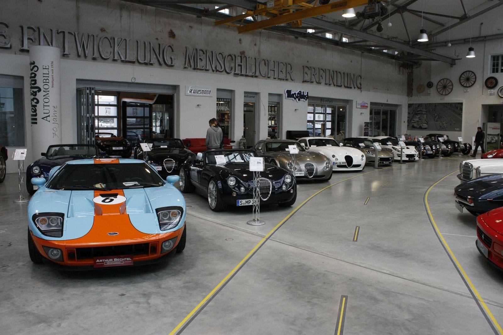 GT40 & Co.